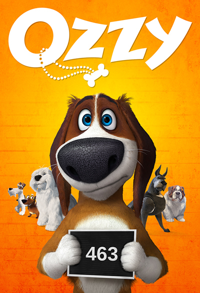 The adventures of Ozzy Poster