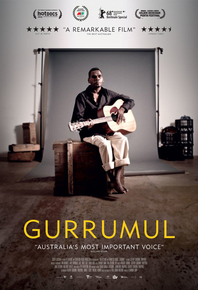 The Documentary of Dr G Yunupingu's Life Poster