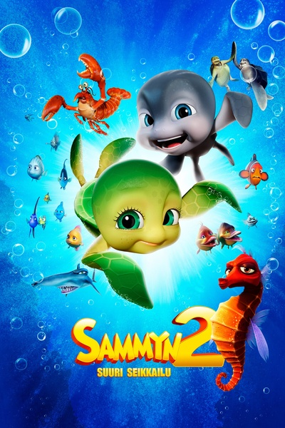 Sammy's adventures 2 Poster