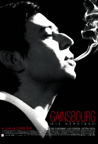 Gainsbourg - A Heroic Life Poster