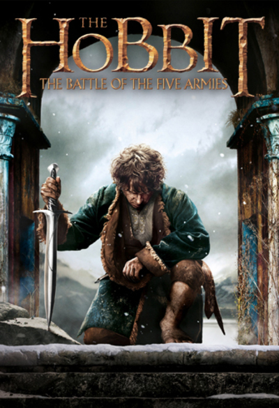 The Hobbit - The Battle of the Five Armies Poster