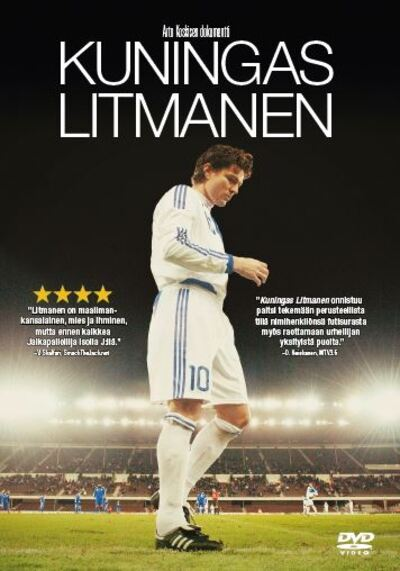 Jari Litmanen, the King Poster