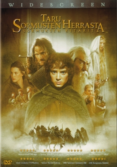 Lord of the Rings - The Fellowship of the Ring Poster