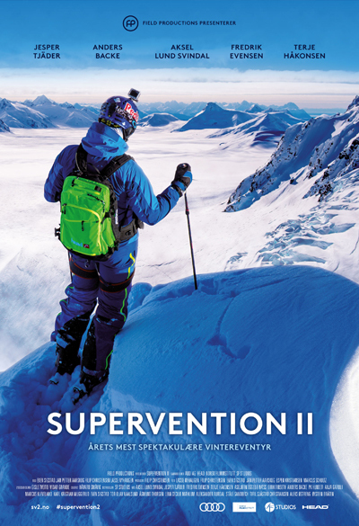 Supervention 2 Poster