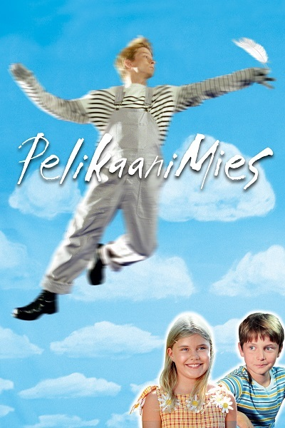 The Pelican Man Poster
