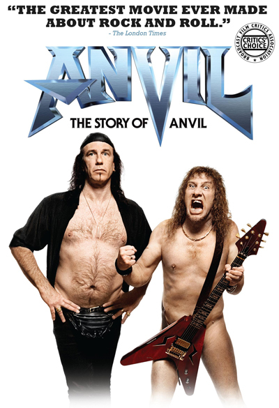 Anvil - The Story of Anvil Poster