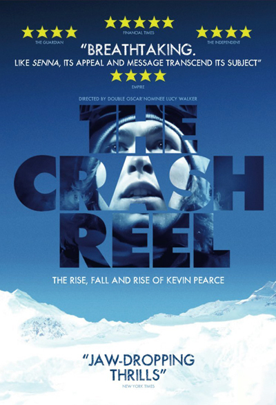 The Crash Reel Poster