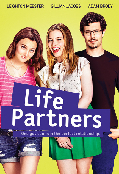 Life Partners Poster