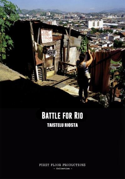 Battle for Rio Poster
