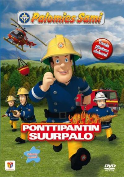 Fireman Sam - Great Fire of Pontypandy Poster