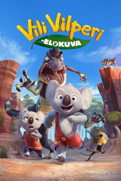 Blinky Bill - the movie Poster