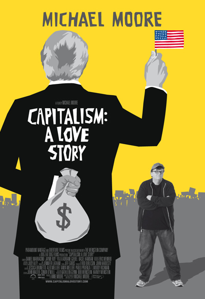 Capitalism - A love Story Poster