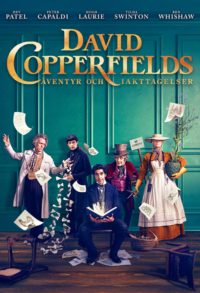 The personal life of David Copperfield Poster