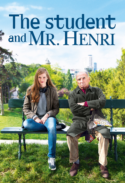The Student and Mr Henri Poster