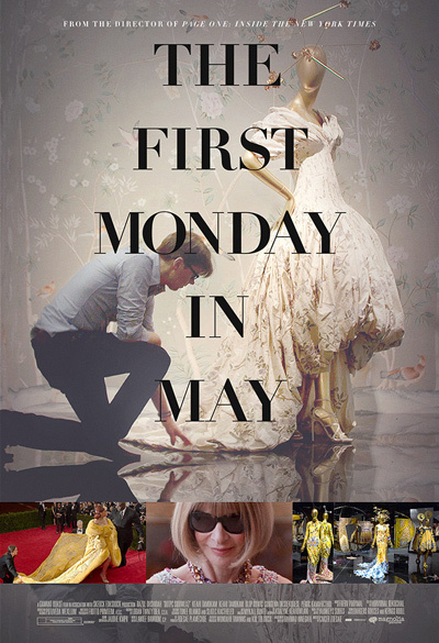 The First Monday in May Poster