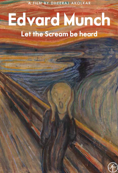 Let the Scream be Heard Poster