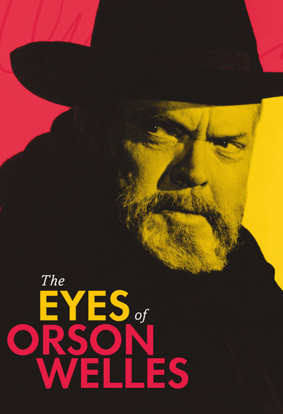 The Eyes of Orson Welles Poster