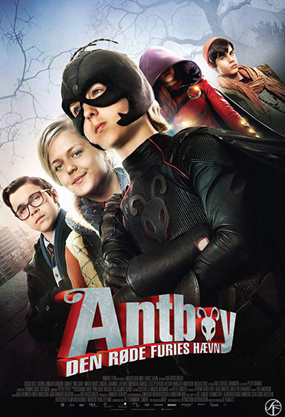 Antboy: Revenge of the Red Fury Poster