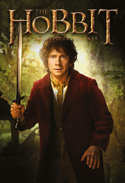 The Hobbit - An Unexpected Journey Poster