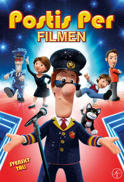 Postman Pat - The Movie Poster