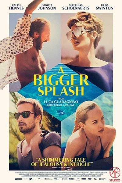 A bigger splash Poster