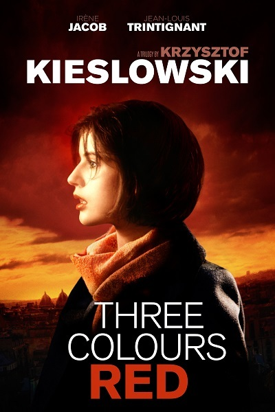 Three colous red Poster