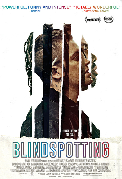 Blindspotting Poster