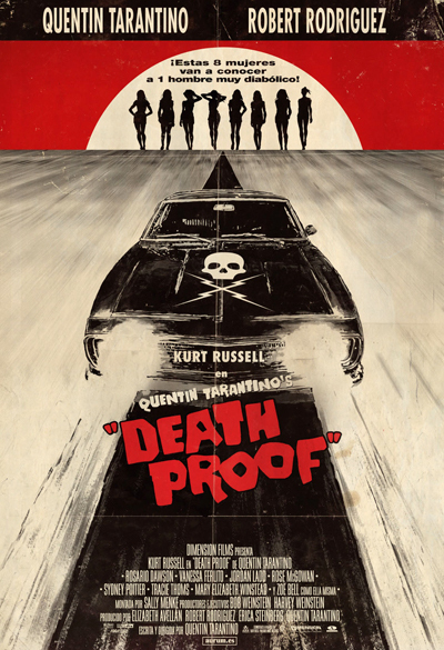 Death Proof Poster