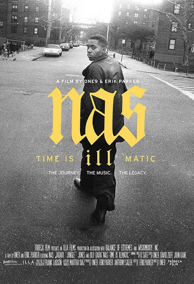 NAS - Time is Illmatic Poster