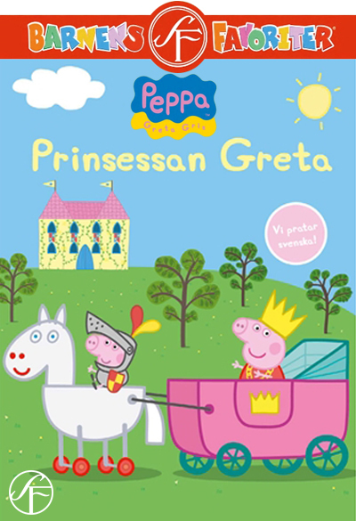 Peppa Pig - Princess Peppa and Sir George the Brave Poster