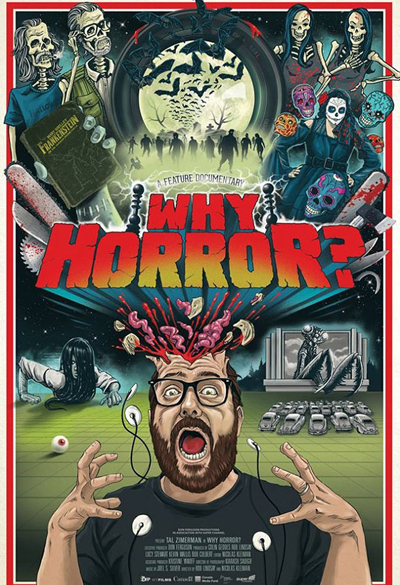 Why horror? Poster