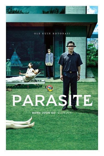 Parasite Poster