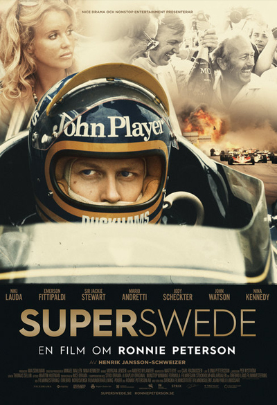 Superswede Poster