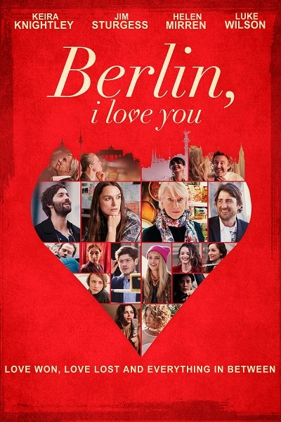 Berlin, I love you Poster