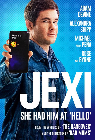 Jexi Poster