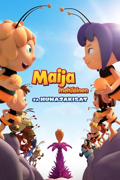 Maya the Bee - the honey games Poster