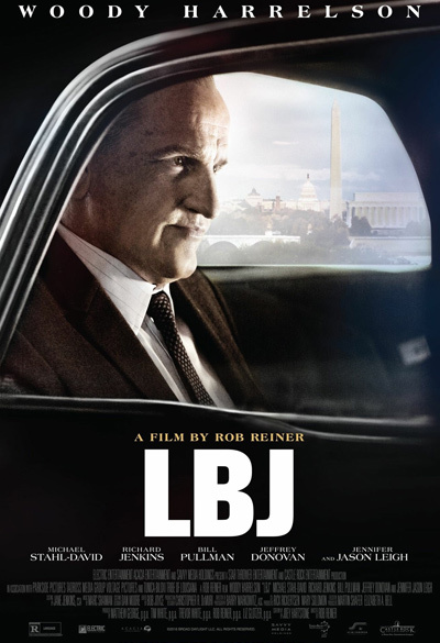 The President: Lyndon B. Johnson Poster