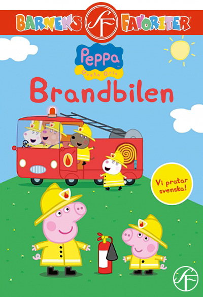 Peppa Pig - Fire engine and other stories Poster