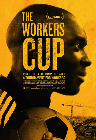 The Worker's Cup Poster