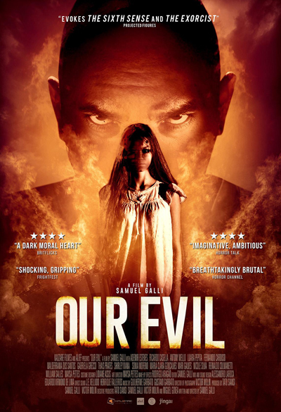 Our Evil Poster