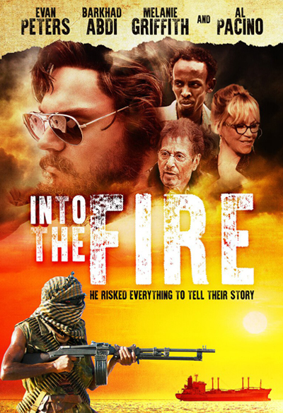 Into the fire Poster