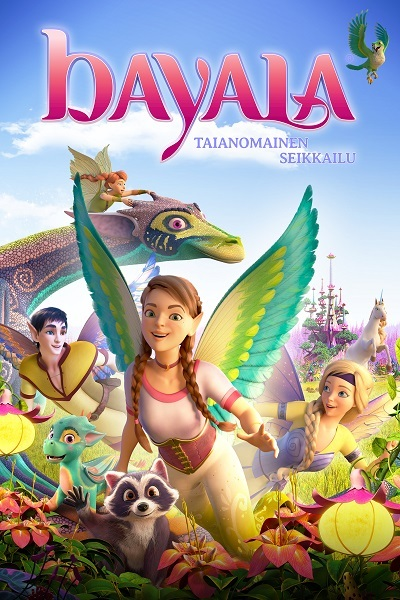 Bayala The Fairy Princess and the Unicorn Poster