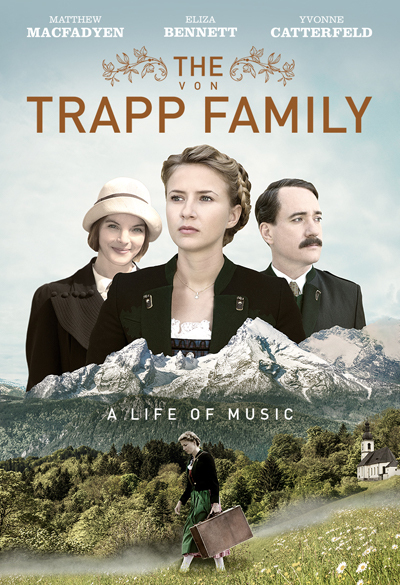 The Von Trapp Family Poster