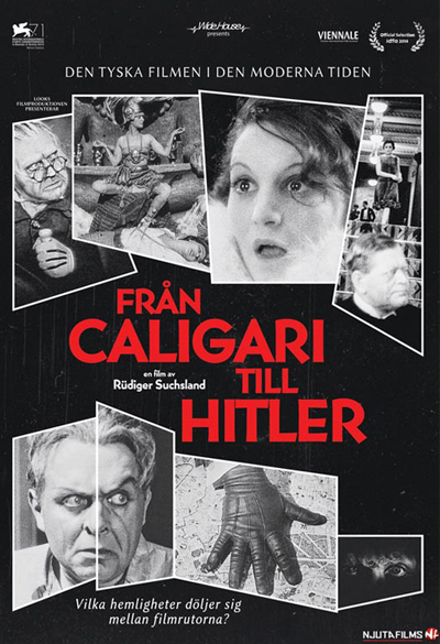 From Caligari to Hitler Poster