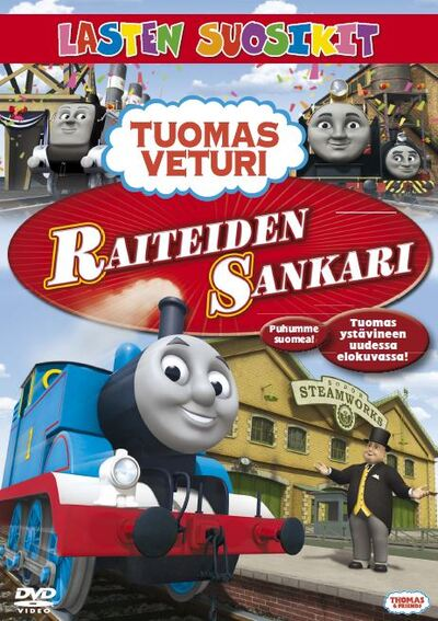 Thomas and Friends - Hero of the Rails Poster