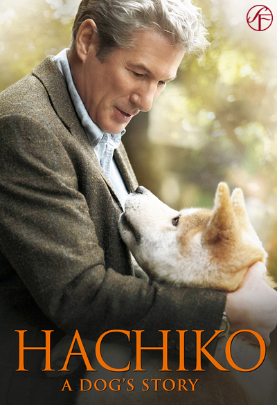 Hachi - A Dog's Tale  Poster