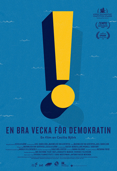 A Good Week for Democracy Poster