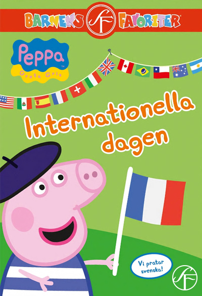 Peppa Pig - International day Poster