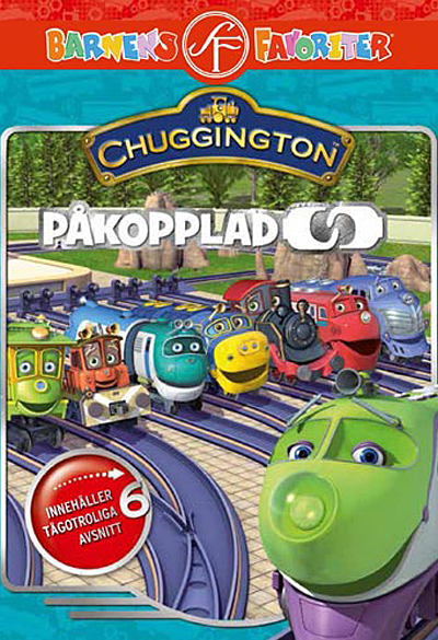 Chuggington - All buckled up Poster