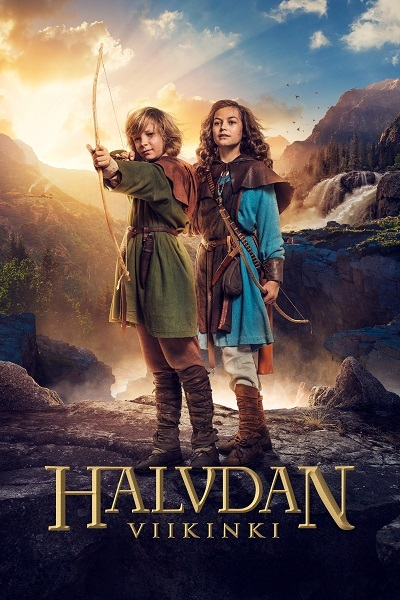 Halvdan: Almost a Viking Poster